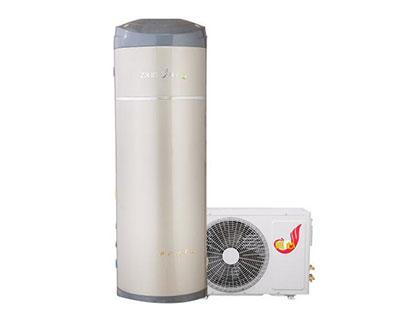 双聚能采暖机