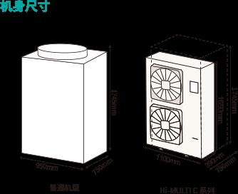 海信商用中央空调C系列
