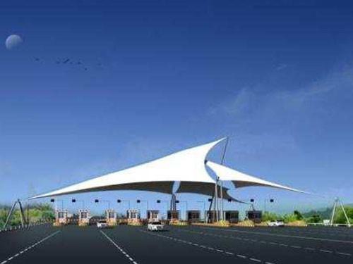 青海交通设施膜结构