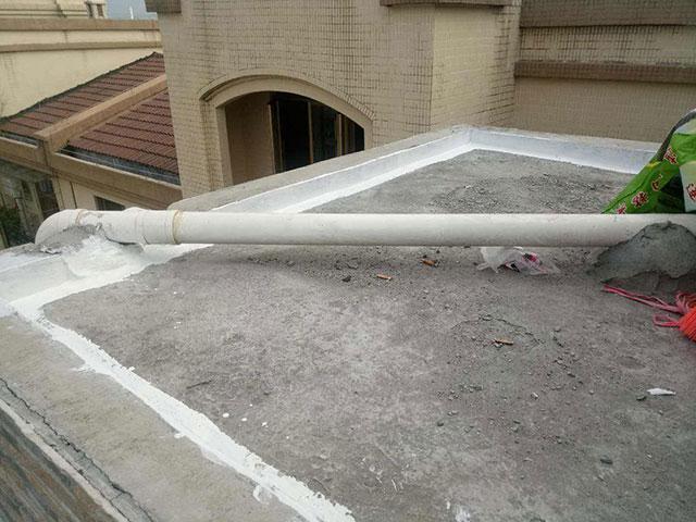 屋頂漏水維修