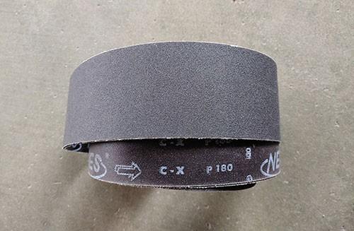 碳化硅砂带