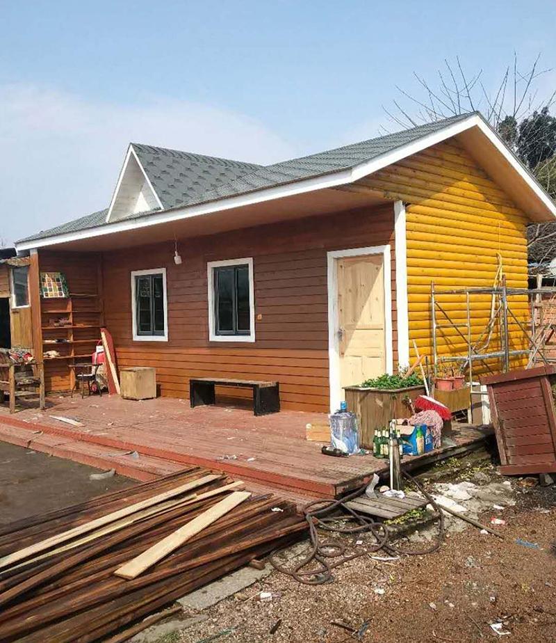 防腐木屋制作价格