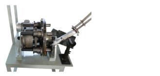 铝盖半自动生产线(生产能力:50-100只/分)