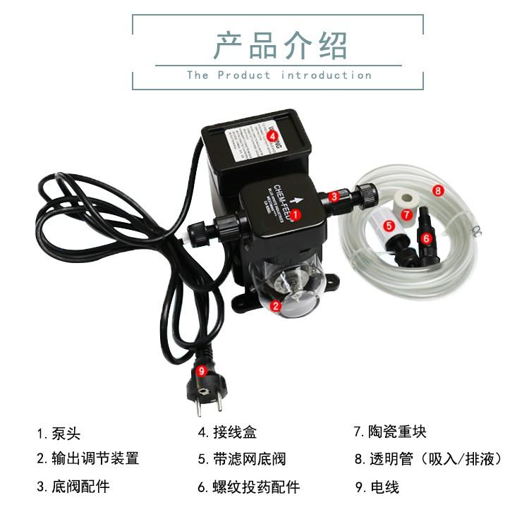 自动投药泵