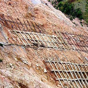 公路、铁路的路基开挖、边坡治理