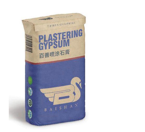 喷涂石膏相比较传统水泥具有哪些优势