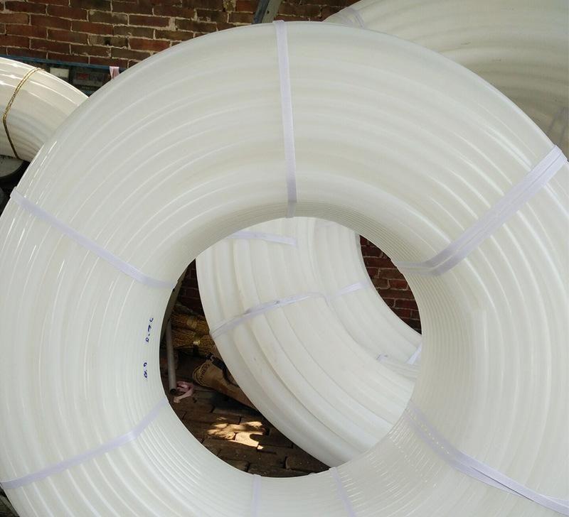 白色PE耐磨管厂家告诉你装配式支吊架和PE管的运用