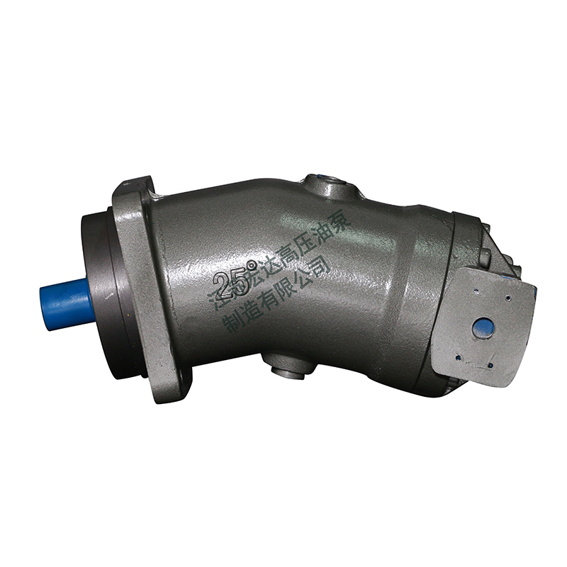 轴向柱塞泵的适用范围有哪些?