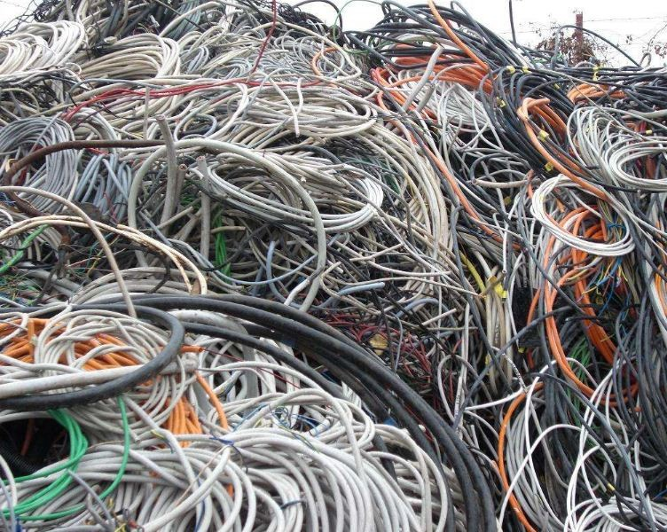 常见的电线电缆回收处理方式