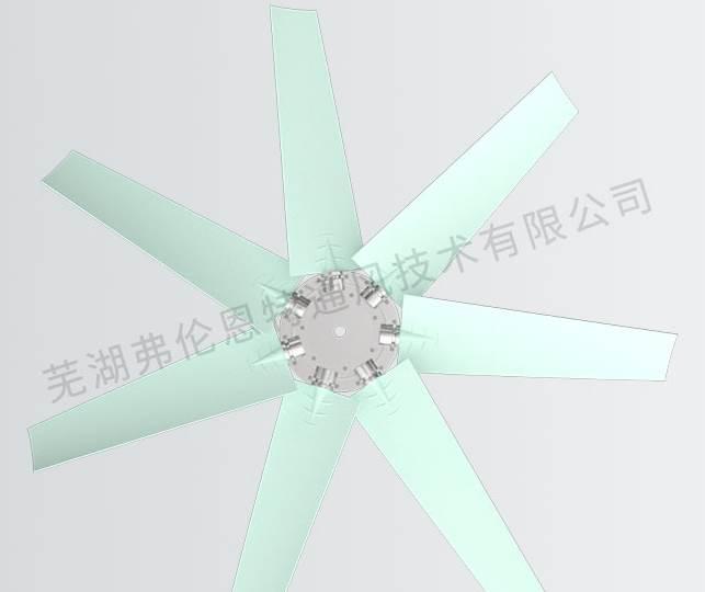白银尼龙风叶是怎样制成的