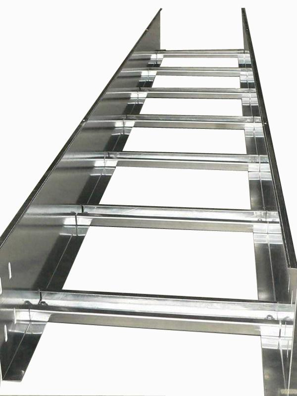 铝合金梯级式桥架