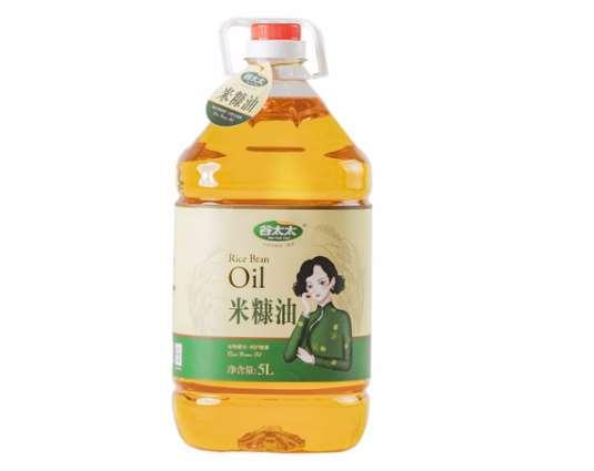 稻米油的发展前景如何