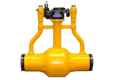 如何检验全焊接球阀的质量?