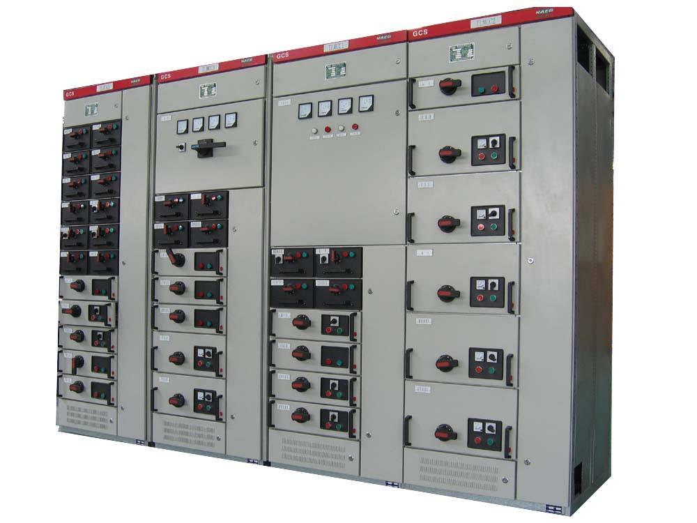 GCS低压抽出式开关柜的工作原理及其特点