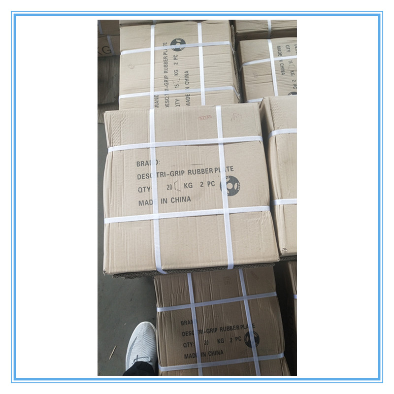 黑色包胶杠铃片(公斤加磅制)