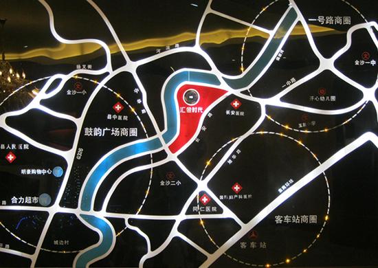 區域模型1