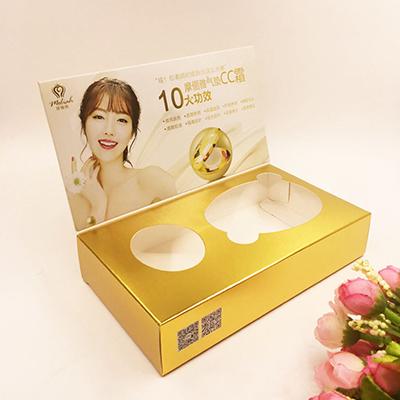 今天来聊聊福州化妆品包装盒设计印刷要怎么进行色彩的搭配呢?