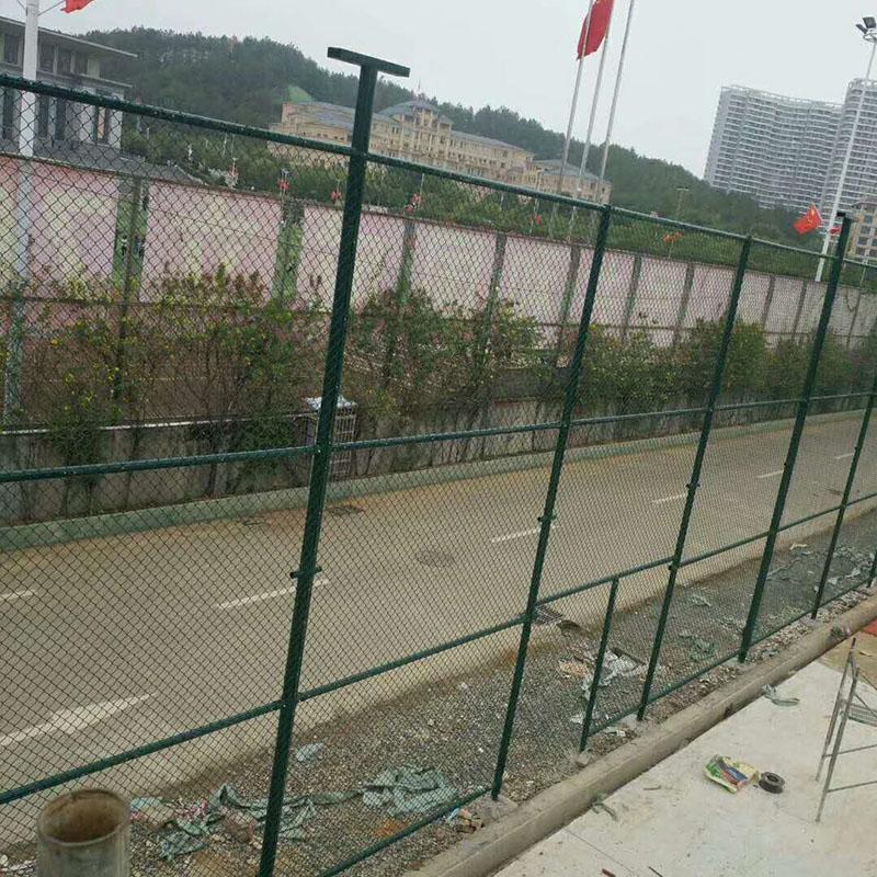 高速公路护栏网新防腐技术