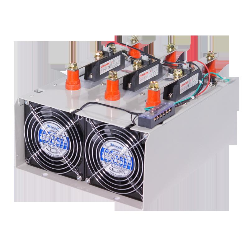 B300抽风式强制风冷单元