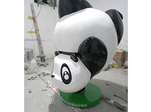 动物园新材料雕塑