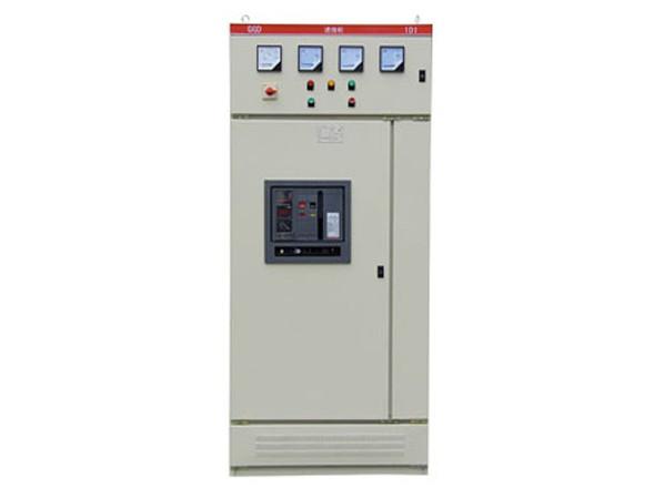 GGD低压配电柜的构件内容