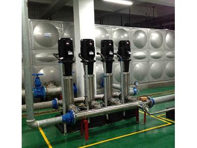 郑州不锈钢水箱厂家供郑州天地湾二次供水