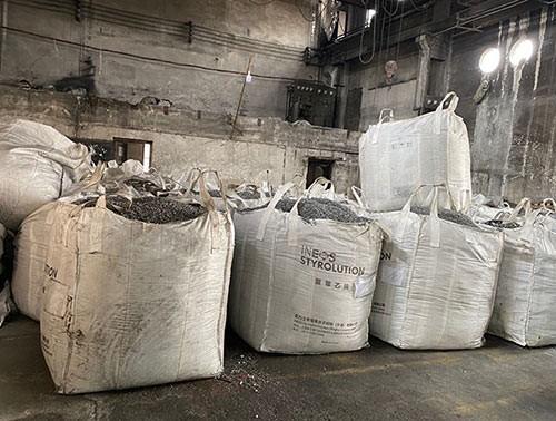 废铝屑回收