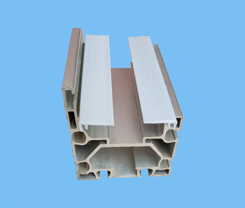 倍速链铝型材盖板加工