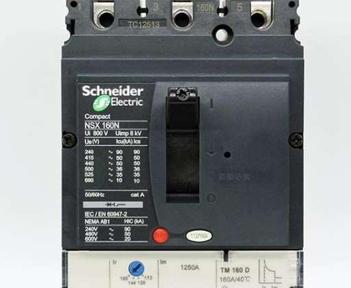 关于施耐德断路器接线方法的一些介绍