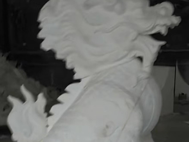 EPS泡沫雕塑