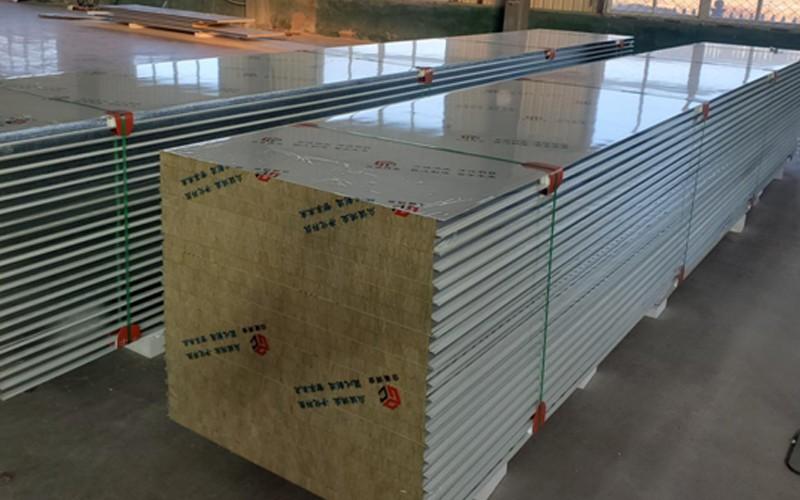机制岩棉净化板