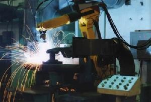 点焊机器人
