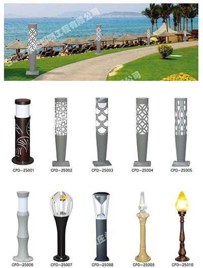 乡村道路灯生产厂家分析普遍道路路灯灯口有什么