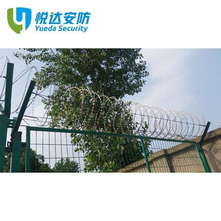 脉冲周界安电子围栏与高压电网的区别