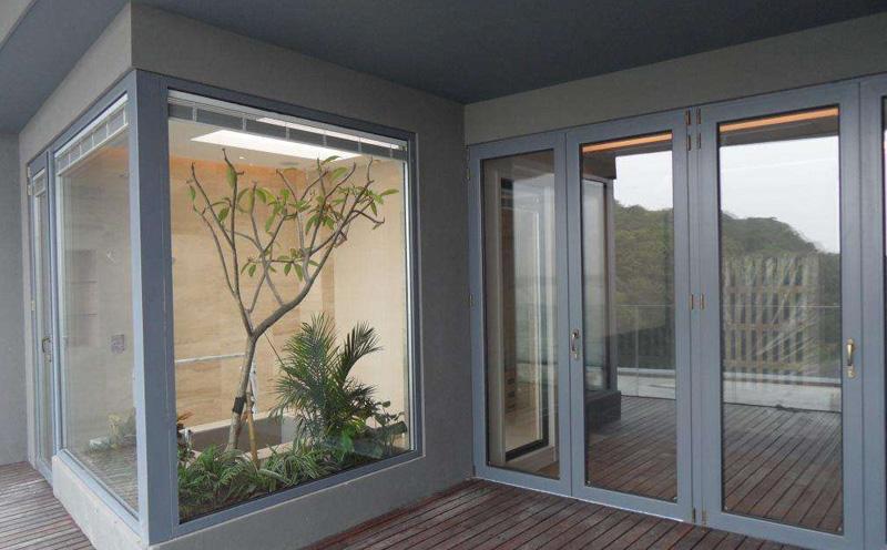 铝合金门窗的日常保养和注意事项