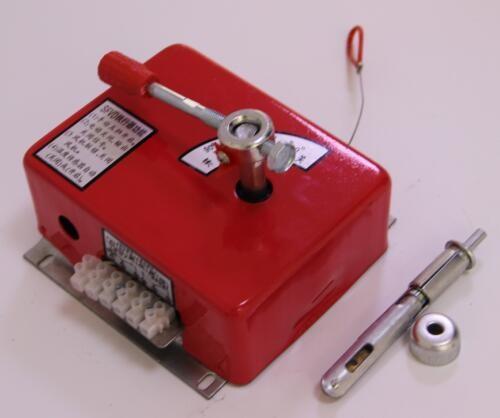 排烟防火阀执行机构中锁紧装置的特征分析