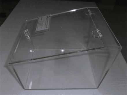 亚克力食品盒子