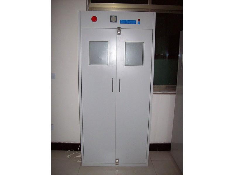 瓷白气瓶柜