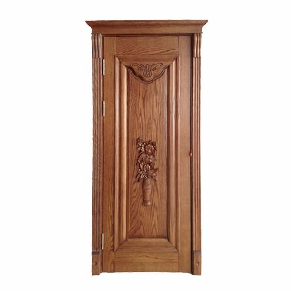 欧式室内简单实木门