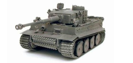 坦克的外形与结构是什么样子的?