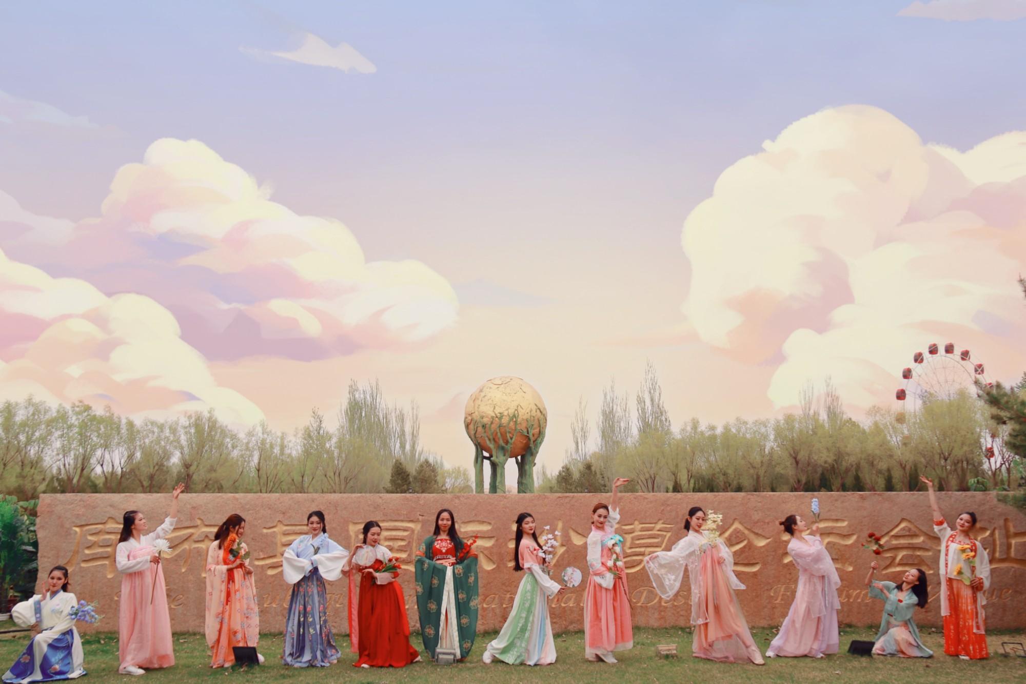 【五一预告】七星湖十二花神带你游园看秀、篝火狂欢,参与神树祈福、越野挑战!