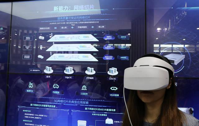 5G+VR的结合 是未来发展的新爆点吗