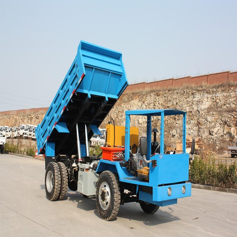 矿用车未来发展的趋势