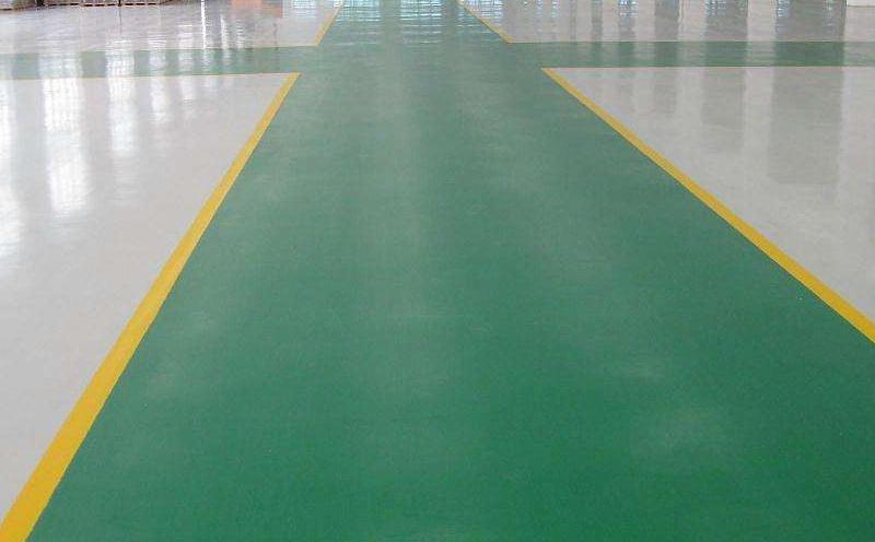 地坪漆维护保养方式