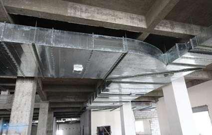 除尘系统中通风管道设计注意问题