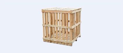 木包装箱厂家可以进行多次循环的使用