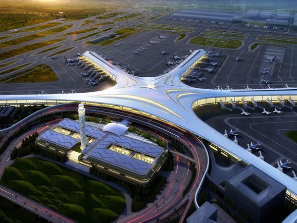 青岛胶州机场