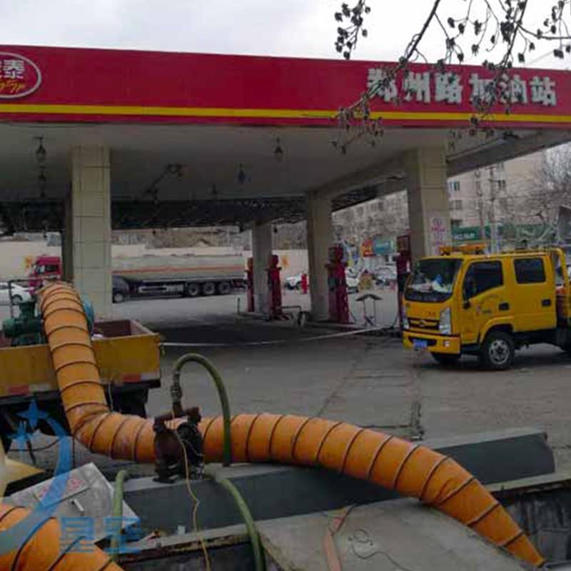 加油站定期清洗保养油罐的好处