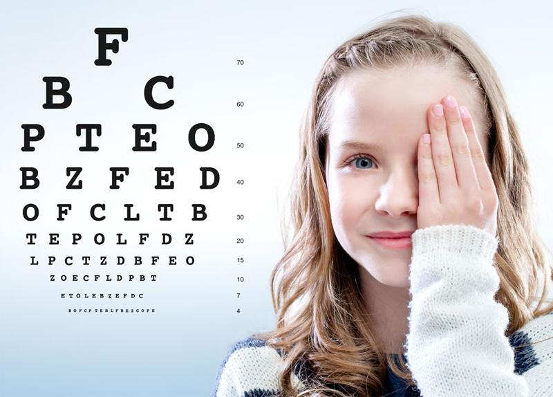 教你矫正视力的五招让你视力恢复
