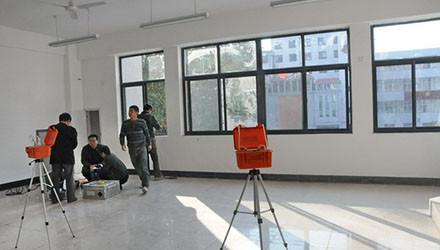 福州市寿山石城环境检测案例